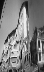 photographie reflet